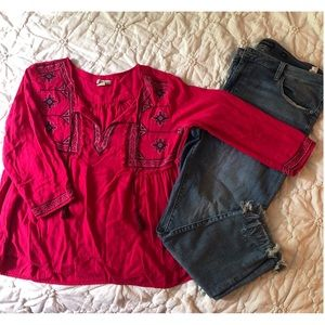 ☀️LUCKY BRAND Lot of 2☀️